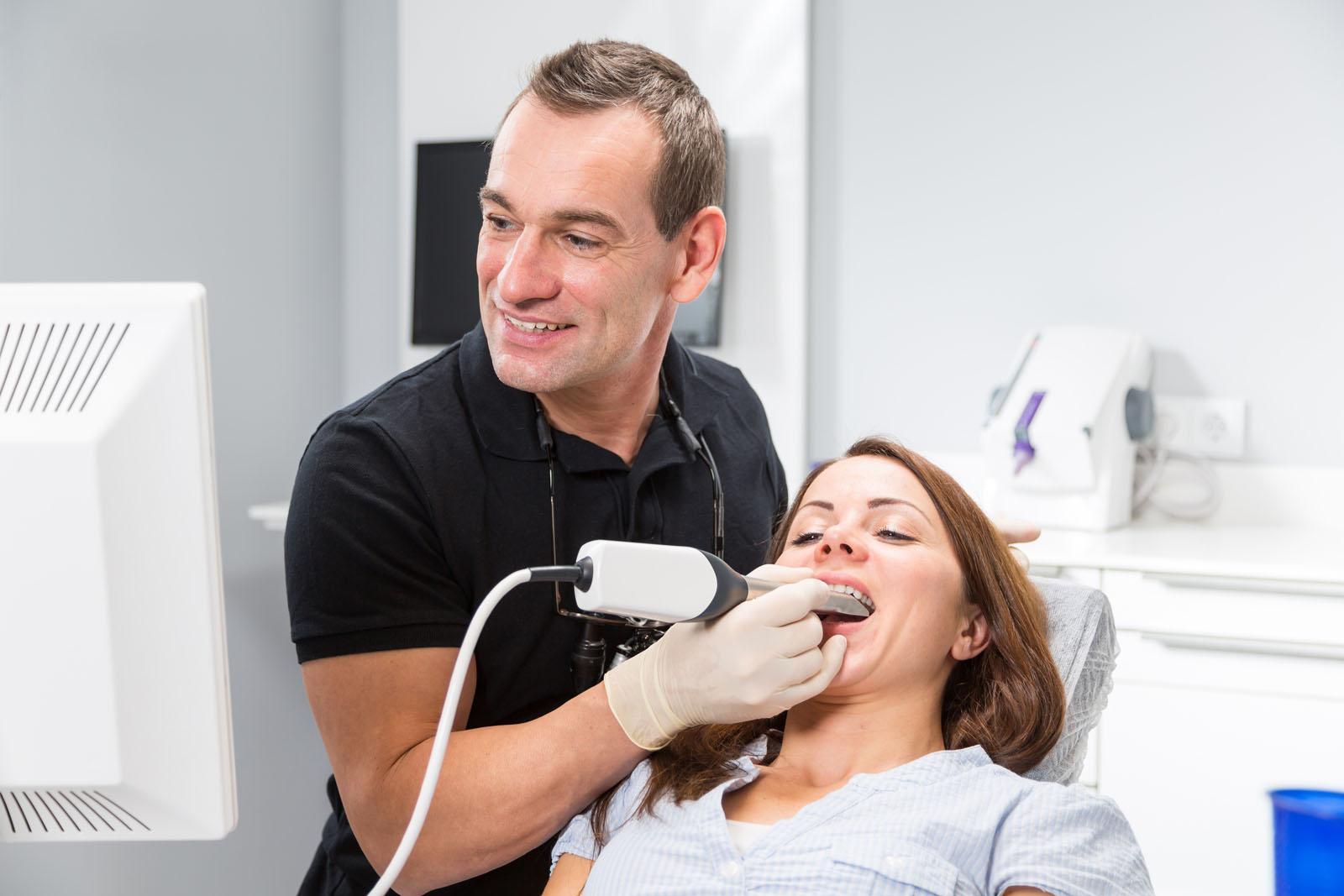 CEREC Cad-cam Dentistry