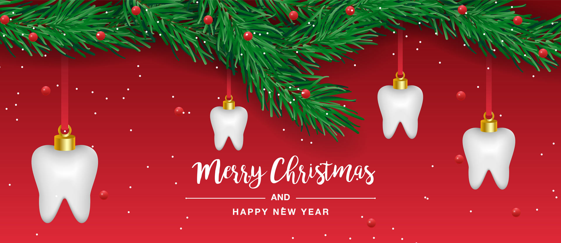 Christmas sweets with 32 Gems dental care