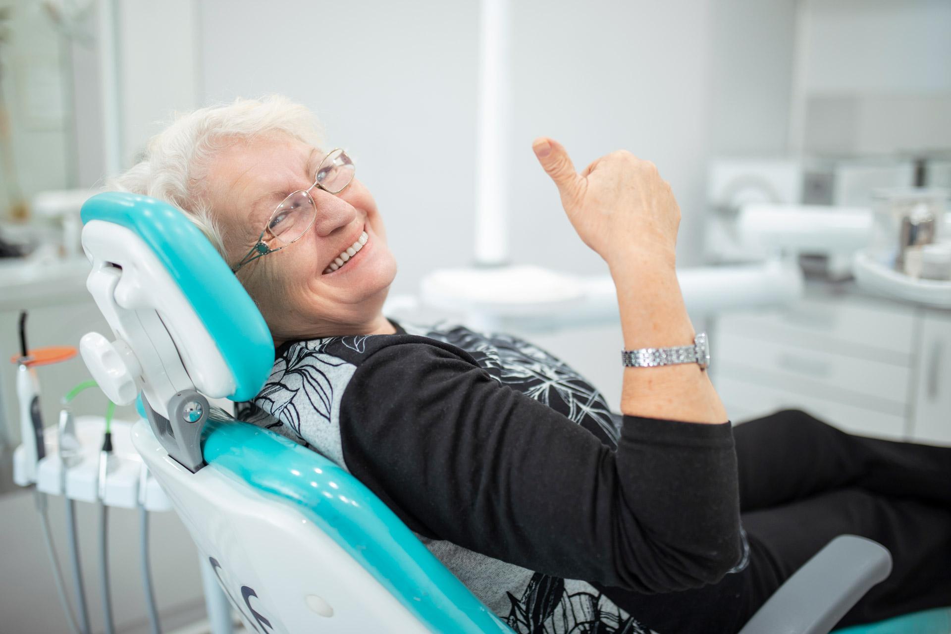 Dental Health in Elderly Population